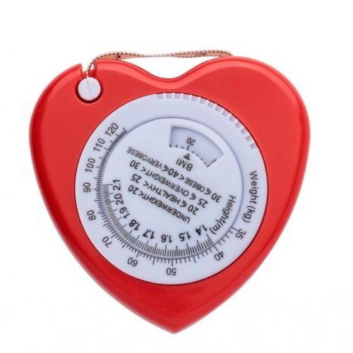 BMI Meetlint Hart