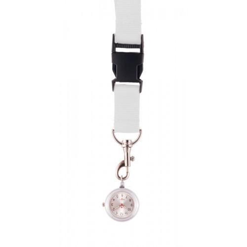 Lanyard/Keycord Horloge Wit