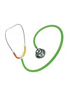 CBC Dual Head Stethoscoop Multi Groen