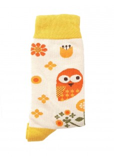 Happy Dames Sokken Uil