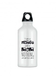 Drinkfles Scare Mom