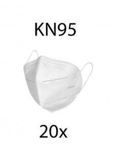 Mondmasker KN95 9HSTARS 20 Stuks