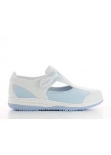 Oxypas Candy Wit/Blauw