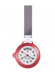 Swiss Medical Horloge Care Line Rood