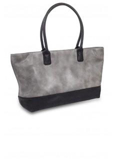 Elite Bags TOTE'S Grijs/ Zwart