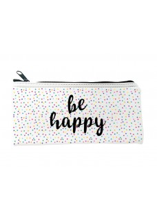 Multifunctionele Etui Be Happy