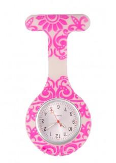 Siliconen Horloge Verpleegkundige Swirls