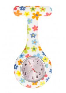 Siliconen Horloge Verpleegkundige Little Flowers
