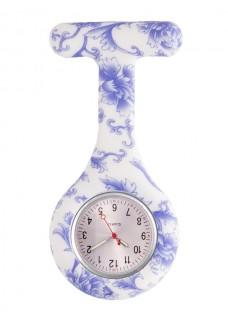 Siliconen Horloge Verpleegkundige Porselein