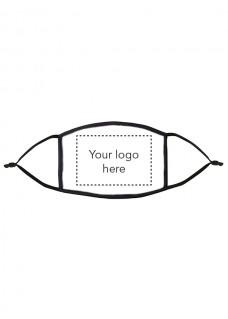 Sotffen Mondmasker met Logo