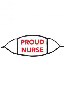 Stoffen Mondmasker Proud Nurse