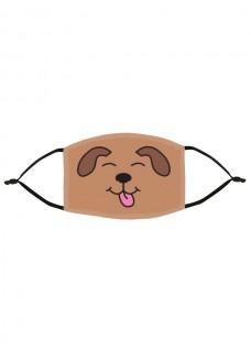 Stoffen Mondmasker Hond