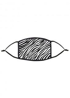 Stoffen Mondmasker Zebra