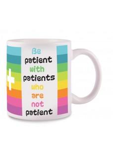 Mok Be Patient
