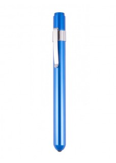 Penlight/Pupillampje LED Blauw
