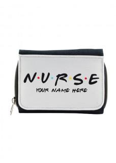 Portemonnee Nurse met Naam Opdruk