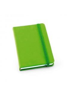 Notitieboek A6 Lichtgroen