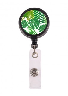 Badge / ID Jojo Tropische Bladeren
