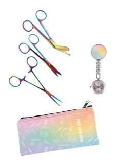 Persoonlijke Uitrusting Set Pastel Rainbow