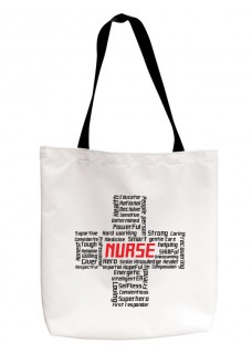 Tote Draagtas Nurse Cross