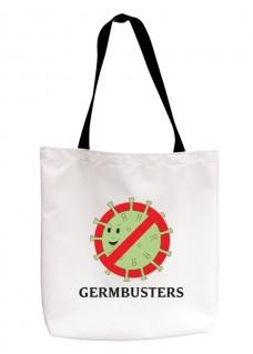 Herbruikbare Draagtas Germbusters
