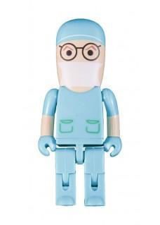 USB Stick Chirurg Turquoise