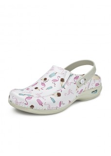 NursingCare Wash&Go WG4 Flamingos