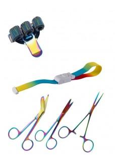 Persoonlijke Uitrusting Set Metal Rainbow