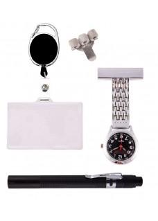 Persoonlijke Uitrusting Set Zilver Zwart