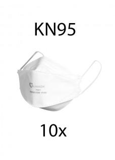 Mondmasker type KN95 10stuk