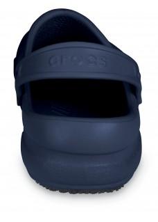 UIT ASSORTIMENT: maat 36/37 Crocs Bistro Navy