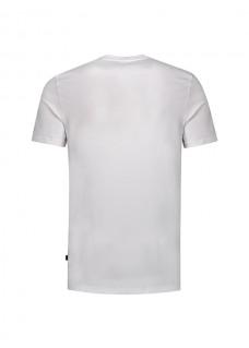 T-Shirt Super Nurse Wit