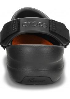 UIT ASSORTIMENT: maat  4142 Crocs Bistro Pro Zwart