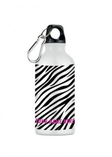 Drinkfles Zebra