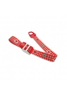 Stuwband / Tourniquet Edelweiss Rood