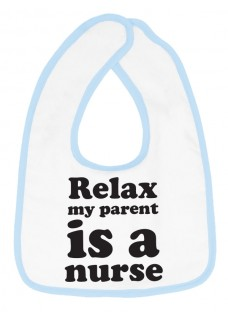 Baby Slabbetje Relax Parent
