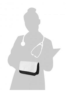 Instrumenten Tasje Medische Symbolen
