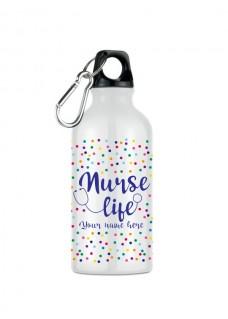 Drinkfles Nurse Life