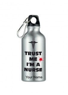 Drinkfles Trust Nurse