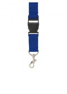 Keycord Donker Blauw