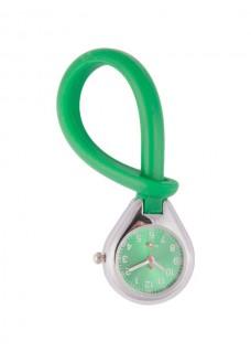 Siliconen Hang Horloge Groen