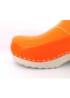 Moofs Shiny Oranje Schoenmaat 36 (OUTLET)