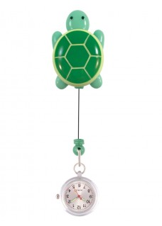 Jojo Verpleegstershorloge Schildpad