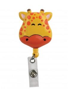 Badge / ID Jojo Giraffe