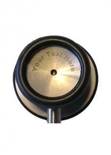Hospitrix Stethoscoop Teaching Line Zwart