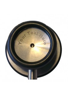 CBC Dual Head Stethoscoop Groen/Oranje