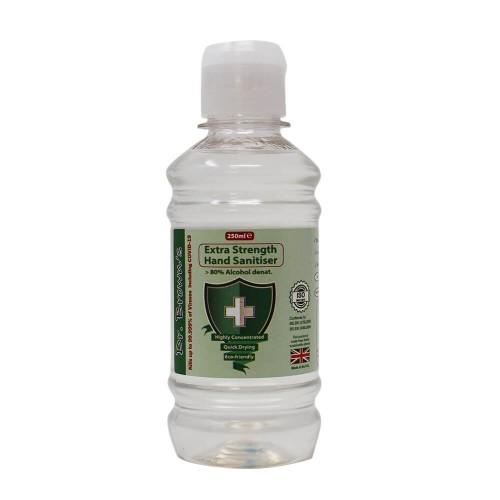 Handgel dr Browns 250 ml 80% Alcohol