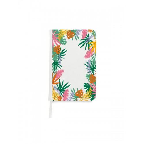 Notitieboek A5 Tropische Bladeren