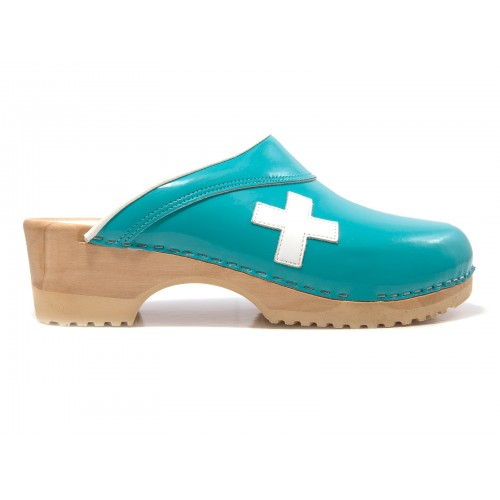 OUTLET maat 36 Tjoelup First Aid Aqua White