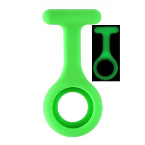 Siliconen Hoesje Glow Groen